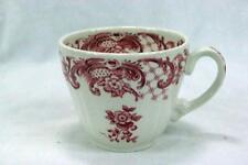 Villeroy And Boch Valeria Red  Tea Cup Older Red Backstamp