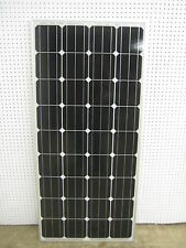 3- 160  Watt 12 Volt Battery Charger Solar Panel Off Grid RV Boat 480 watt total