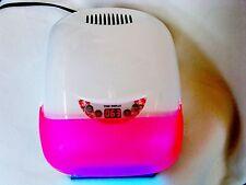 Digital 36W gel lampada UV con una ventola per tutte le unghie di gell