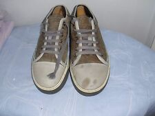 Lanvin Zapatos/Zapatillas para hombre Talla 8 Uk Rrp £ 399.99