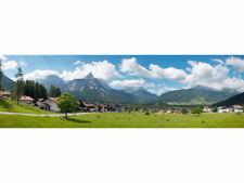 Vollmer 46106 Hintergrundkulisse Alpenvorland 266 x 80 cm