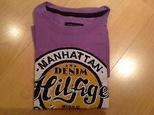 TOMMY HILFIGER Shirt  Gr.128 lila