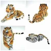 Animal Doll Lifelike Tiger Plush Children Kids Simulation Stuffed Toy Doll New