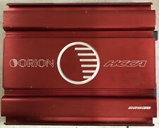 Old School Orion HCCA 225G5 2 Channel Amplifier,RARE,USA,vintage,cheater
