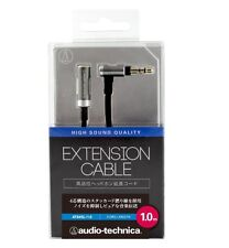 Audio technica Headphone extension cord AT645L/1.0 JAPAN