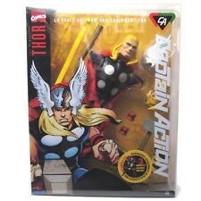 MIGHTY THOR - CAPTAIN ACTION DELUXE COSTUME SET MIB w Hawkeye Costume Piece
