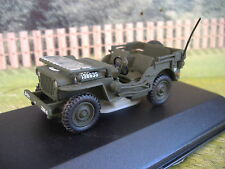 1/43 Victoria Jeep willys