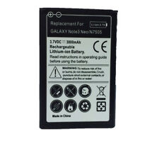 Replacement Battery For Samsung Galaxy NOTE Note 3 mini Neo N7505 N750 3800 mAh