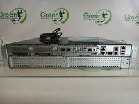 Cisco CISCO2921-V/K9 Voice License Router w/ PWR-2921-51-AC PVDM-32 w/ Rack Ears
