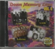 DOWN MEMORY LANE- CD - Vol. 6 - BRAND NEW