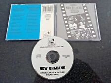 """LOUIS ARMSTRONG / BILLIE HOLIDAY """"NEW ORLEANS"""" RARE CD REISSUE 23 TRACKS"""