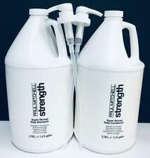 Paul Mitchell Strength Super Strong Daily Shampoo & Conditioner With Pumps- 1 G