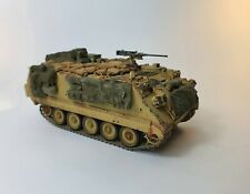 Nos Tamiya M113 A2 versión del desierto Iraq 1/35 militar construido y Pintado