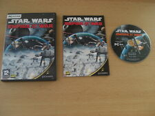STAR WARS EMPIRE AT WAR Pc DVD Rom nts - FAST POST