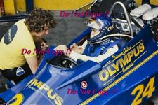 Divina Galica Hesketh 308E F1 Season 1978 Photograph