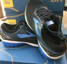 26767910a20 Brooks Ghost 10 Mens Athletic Running Shoes Size 9 Blue Black 1102571d056