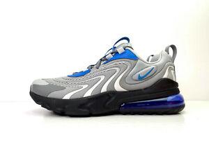 Nike Air Max 270 React ENG GS Shoes Grey Blue UK 6 EUR 40 CD6870 001