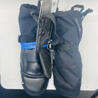 Mountain Hardwear Firefall 2 Gore-Tex Mitt Gloves Black Unisex Size:Small