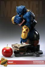 """Sideshow X-MEN BEAST Comiquette Exclusive ver. Statue 32"""" Scale LE200 NIB"""