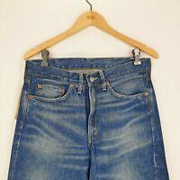 Levis Vintage Clothing LVC 1954 501 Selvedge Cone Blue Jeans W30 L33 £210 New