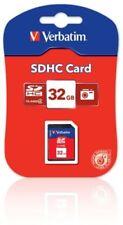 Memory card per cellulari e palmari classe 4 , Formato SDHC Capacità di archiviazione 32 GB