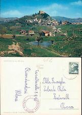 ZAVATTARELLO IN PRIMO PIANO,VIAGGIATA -F.G.-LOMBARDIA(PV)N.42299