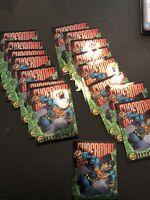 (17) DC Legends 95' Power Chrome 1995 Skybox Prototype Promo Card - Superman,