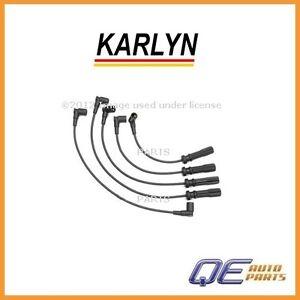 Volvo 740 745 760 780 940 1985-1995 2.3L-L4 Spark Plug Wire Set 271483 Karlyn