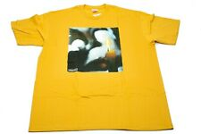 Supreme Candle mustard Tee T-shirt Size medium F/W 17