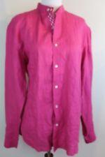 Amit Arora Women Tunic Blouse Size Small Pink