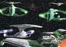 Skybox Star Trek TNG Season 3 Ultra Rare 2 of 3 Oversized Promo Card