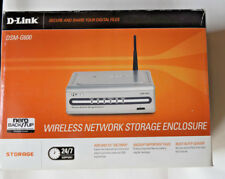 D-Link DSM-G600 Wireless G Network Storage Enclosure