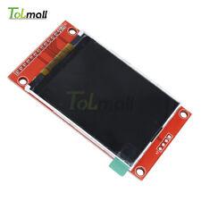"2.4"" TFT SPI 240x320 LCD Serial Port Module+3.3V PCB Adapter SD ILI9341"