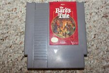 Bard's Tale  (Nintendo Entertainment System NES) Cart Only