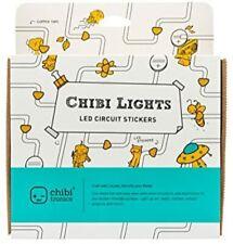 Circuit Stickers Learn Electronics STEM starter kit - Chibitronics
