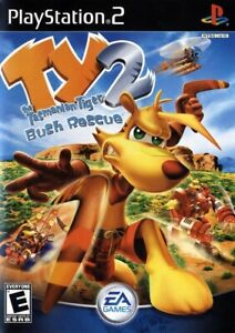 Ty the Tasmanian Tiger 2: Bush Rescue - Playstation 2 Game Complete
