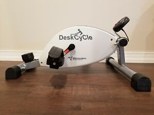 3D Innovations DeskCycle Under Desk Cycle Home & Office Pedal Exercise