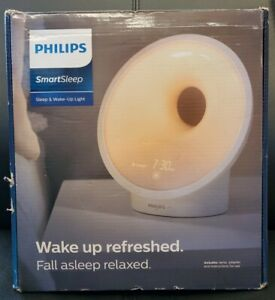 Philips Smart Sleep and Wake Up Light Lamp - HF3650 - New Sealed Box