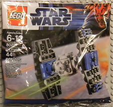 Lego Star Wars Mini Set 8028 Imperial TIE Fighter, 2008 Set, NEW & SEALED