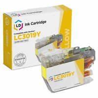 LD Compatible Brother LC3019 / LC3019Y Super High Yield Yellow Ink Cartridge