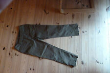 Strenesse Jeanshose Farbe Olive in Gr. 34