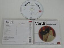 GIUSEPPE VERDI/OUVERTÜREN(PHILIPS 465 463-2) CD ALBUM