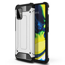 Shockproof Armor Hybrid Rugged Case Cover For Samsung A11 A31 A41 M11 M21 M01