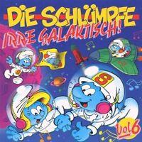 Die Schlümpfe Vol. 06-Irre galaktisch! (1997) [CD]