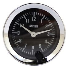 Smiths Classic Car Analogue Time Clock 52mm (MGA, MGB, Mini, Midget +) GAE128X