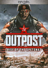 Outpost 3: Rise of the Spetsnaz (DVD, 2014) SKU 652