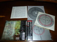 Megadeth / Cryptic Writings JAPAN+1 w/Sticker C1