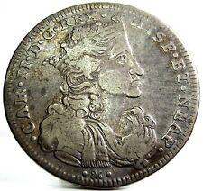 NAPOLI (CARLO II di Spagna) 1/2 Ducato 1694-RARA