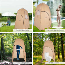 Shelter Shower Tent Outdoor Portable Bath Beach Toilet Camping Changing Hiking