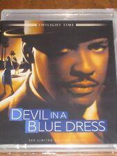 DEVIL IN A BLUE DRESS (1995) (Blu-Ray) TWILIGHT TIME - DENZEL WASHINGTON - NEW!!